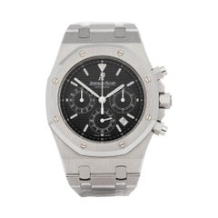 Audemars Piguet Royal Oak Chronograph Stainless Steel 26300ST