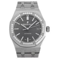 Audemars Piguet Royal Oak Diamond Automatic Watch 15451ST.ZZ.1256ST.02
