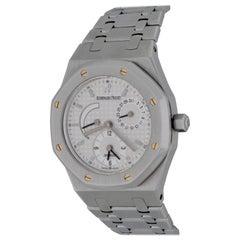 Audemars Piguet Royal Oak Dual Time Automatic Men's Wristwatch