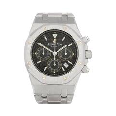 Audemars Piguet Royal Oak Kasparov Chronograph Stainless Steel 25760ST.OO.1110ST