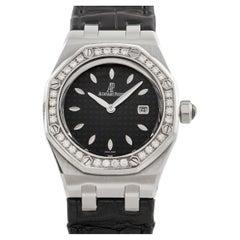 Audemars Piguet Royal Oak Ladies Watch 67601ST.ZZ.D002CR.01