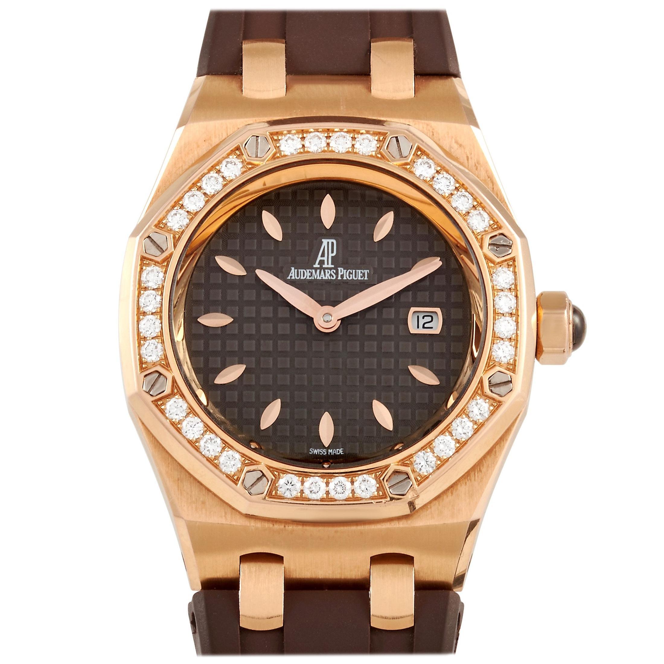Audemars Piguet Royal Oak Lady Automatic Khanjar Watch 77321OR.ZZ.D080CA.01