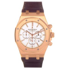 Audemars Piguet Royal Oak Men's Automatic Chronograph Watch 26320OR.OO.D088CR.01