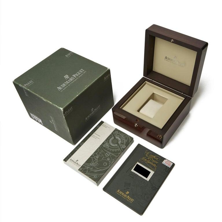 Audemars Piguet Royal Oak Offshore 18K Rose Gold & Rubber 25940OK/O/002CA/01 For Sale 3