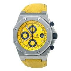 Audemars Piguet Royal Oak Offshore 25770ST.OO.D050BU.02, Yellow