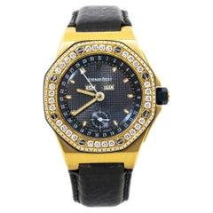 Audemars Piguet Royal Oak Offshore 25807BA Diamond 18K Gold Unisex Watch
