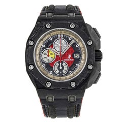 Audemars Piguet Royal Oak Offshore 26290IO.OO.A001VE.01 Forged Carbon Mens Watch