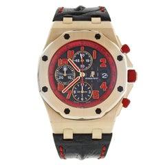 Audemars Piguet Royal Oak Offshore 26299OR.OO.D001GA.01 18 Karat Gold Watch