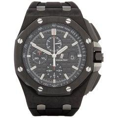 Audemars Piguet Royal Oak Offshore 26400AU.OO.A002CA.01 Carbon Watch
