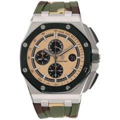 Audemars Piguet Royal Oak Offshore 26400SO.OO.A054CA.01 Men's Watch Box Papers