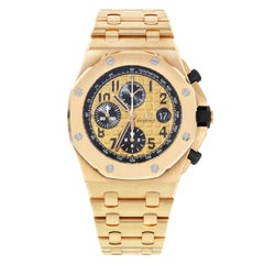 Audemars Piguet Royal Oak Offshore 26470OR.OO.1000OR.01 18 Karat Rose Gold Watch