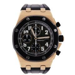 Audemars Piguet Royal Oak Offshore 42mm Chronograph Watch 26178OK.OO.D002CA.01