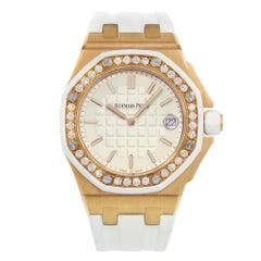 Audemars Piguet Royal Oak Offshore 67540ok. zz. a010ca. 01 18K Rose Gold Watch
