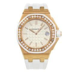 Audemars Piguet Royal Oak Offshore 67540Ok.ZZ.A010CA.01 18 Karat Rose Gold Watch