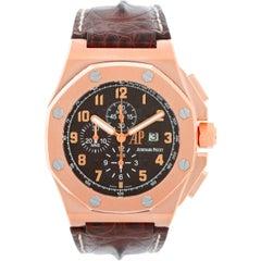 Audemars Piguet Royal Oak Offshore Arnold's All-Star Men's Watch 26158OR.OO.A801