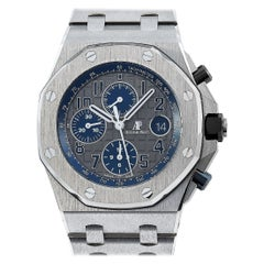 "Audemars Piguet Royal Oak Offshore Chrono ""QEII Cup 2018"" 26474TI.OO.1000TI.01"