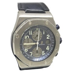 Audemars Piguet Royal Oak Offshore Chronograph Men's Watch 25721ST.OO.1000ST.05