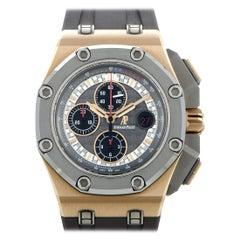 Audemars Piguet Royal Oak Offshore Chronograph Michael Schumacher Watch 26568OM