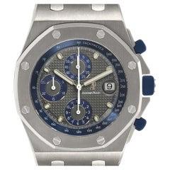 Audemars Piguet Royal Oak Offshore Chronograph Titanium Mens Watch 25721TI
