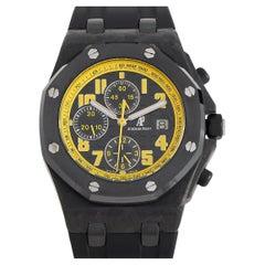 Audemars Piguet Royal Oak Offshore Chronograph Watch 26176FO