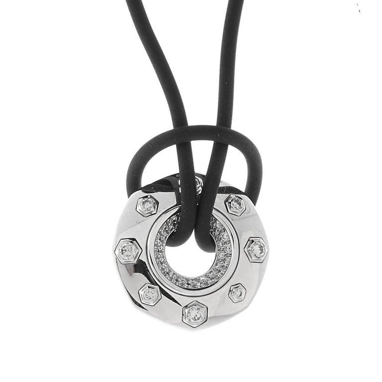 Audemars Piguet Royal Oak Offshore Diamond Necklace
