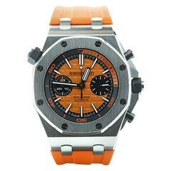 Audemars Piguet Royal Oak Offshore Diver Chronograph Orange Boutique Edition
