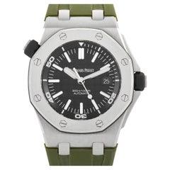 Audemars Piguet Royal Oak Offshore Diver Watch 15710ST.OO.A002CA.01