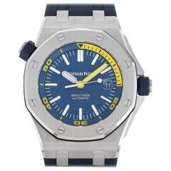 Audemars Piguet Royal Oak Offshore Diver Watch 15710ST.OO.A027CA.01