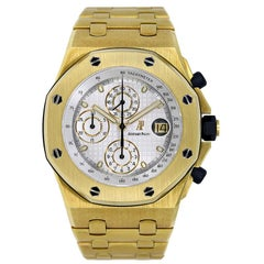 Audemars Piguet Royal Oak Offshore Gold Watch 25721BA.OO.1000BA.03