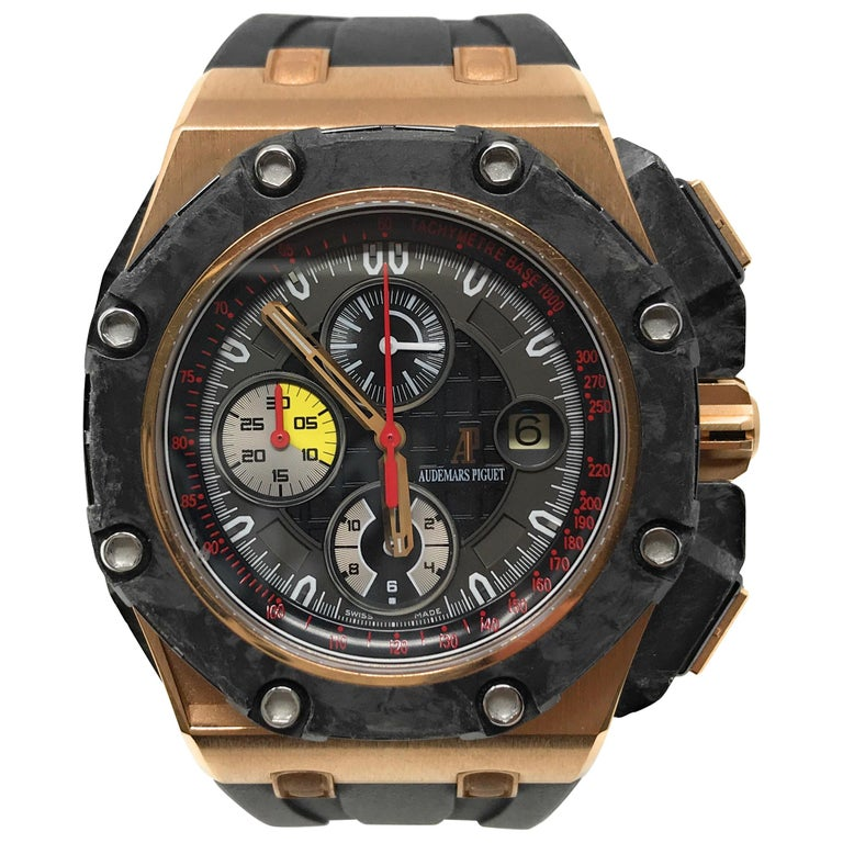 Audemars Piguet Royal Oak Offshore Grand Prix Chronograph For Sale