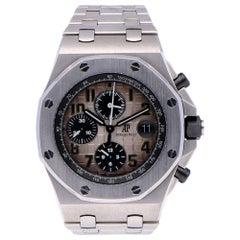 Audemars Piguet Royal Oak Offshore Platinum 26470PT.OO.1000PT.01 Watch