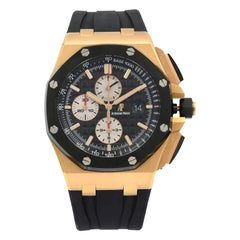 Audemars Piguet Royal Oak Offshore Rose Gold Men's Watch 26401.RO.OO.A002CA.01
