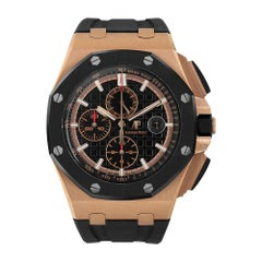 Audemars Piguet Royal Oak Offshore Rose Gold Watch 26401RO.OO.A002CA.02