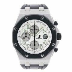 Audemars Piguet Royal Oak Offshore Rubber-clad Steel Watch 25940SK.OO.D002CA.02