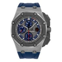 Audemars Piguet Royal Oak Offshore Schumacher Platinum Watch 26568PM.OO.A021CA.0