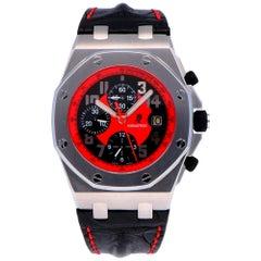Audemars Piguet Royal Oak Offshore Stainless Steel 26195ST.OO.D101CR.01 Watch