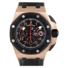 Audemars Piguet Royal Oak Offshore Team Alinghi Chronograph 26062OR.OO.A002CA.01