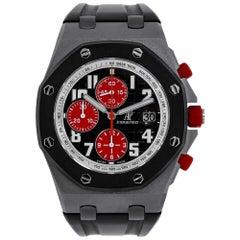 Audemars Piguet Royal Oak Offshore Tour Auto Titanium Watch 26278IK.GG.D002CA.01