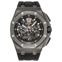 Audemars Piguet Royal Oak Offshore Tourbillon Chronograph '26407TI.GG.A002CA.01'