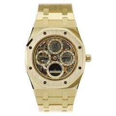 Audemars Piguet Royal Oak Perpetual Calendar Openworked Skeleton 25636BA.0.0344B