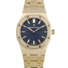 Audemars Piguet Royal Oak Quartz 67651BA.ZZ.1261BA.02