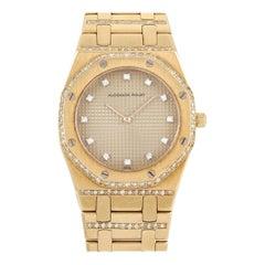 Audemars Piguet Royal Oak Quartz Watch 15451OR.ZZ.1256OR.01