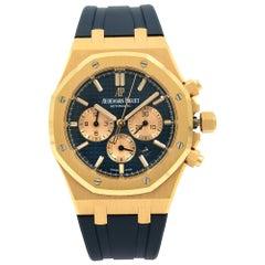 Audemars Piguet Royal Oak Rose Gold Automatic Men's Watch 26331OR.OO.D315CR.01