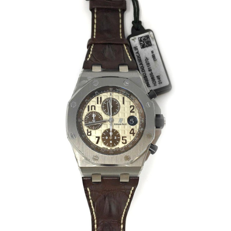 Audemars Piguet Royal Oak Safari Watch
