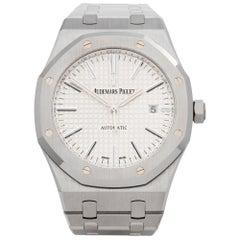 Audemars Piguet Royal Oak Stainless Steel 15400ST0012805107 Wristwatch