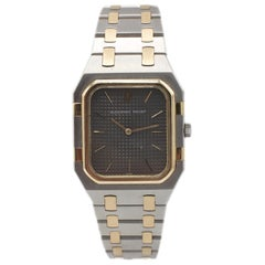 Audemars Piguet Royal Oak Steel and Yellow Gold Square Quartz Watch