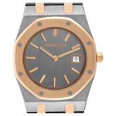 Audemars Piguet Royal Oak Tantalum Rose Gold Mens Watch 56175