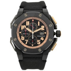 Audemars Piguet Royal Oak the Legacy Ceramic Men's Watch 26378IO.OO.A001KE.01