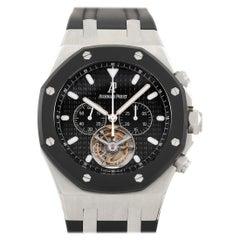 Audemars Piguet Royal Oak Tourbillon Chronograph Watch 26377SK.OO.D002CA.01
