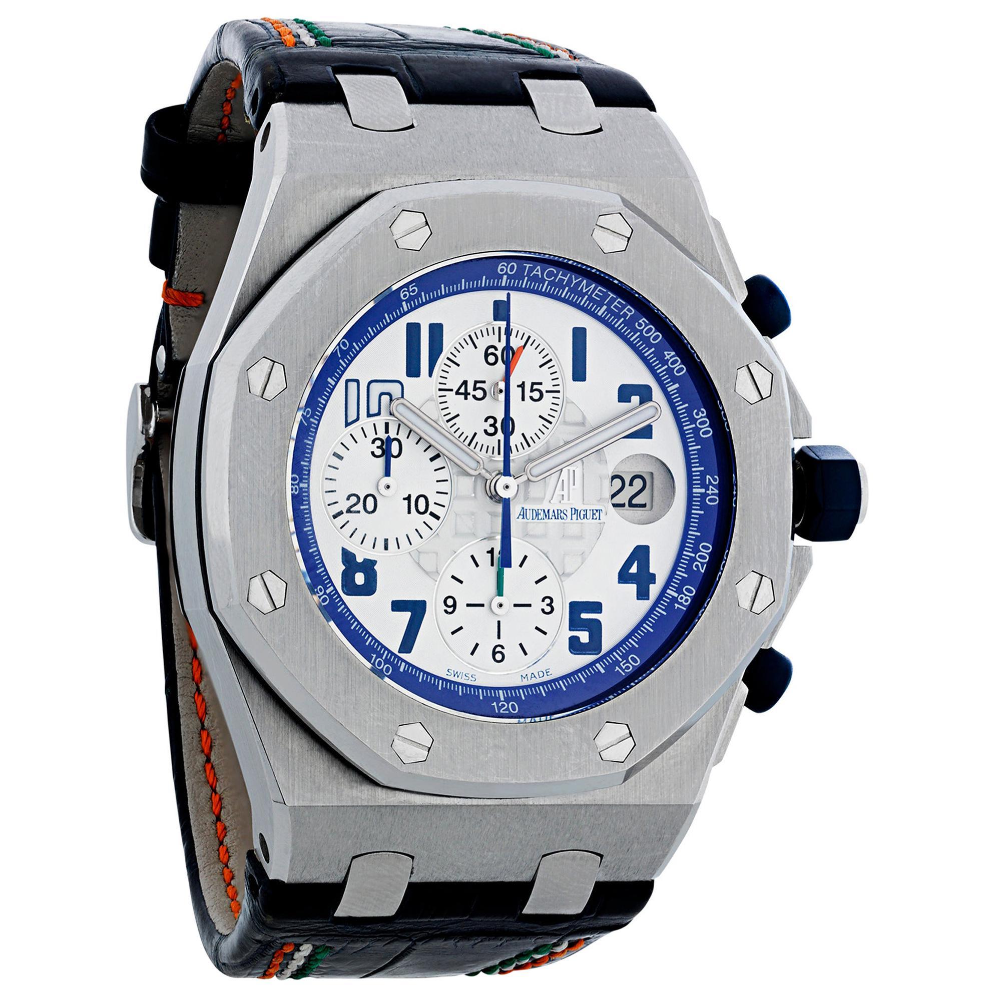 Audemars Piguet Royal Offshore Sachin Tendulkar Wristwatch
